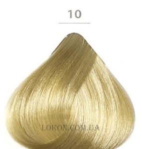 Стойкая крем-краска DUCASTEL Subtil Creme 60мл 10 - Экстра светлый блондин