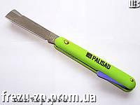 Нож садовый (окулировочный) PALISAD 195мм.