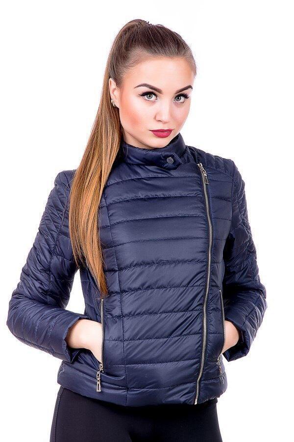 Демисезонная женская куртка К 0030 с 02