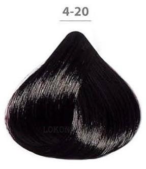 Стійка крем-фарба DUCASTEL Subtil Creme 60мл 4-20 - Інтенсивно-фіолетовий шатен