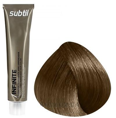 Стойкая безаммиачная краска для волос DUCASTEL Subtil Infinite 60 мл 7.3 - Блондин золотистый