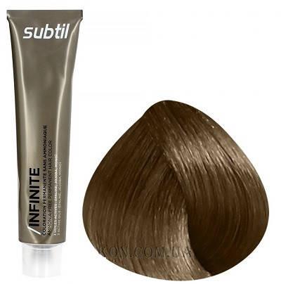 Стойкая безаммиачная краска для волос DUCASTEL Subtil Infinite 60 мл 7.3 - Блондин золотистый, фото 2