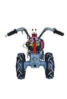 Мотоблок Мотор Сич МБ-9ДЕ(дизель 9 л.с., WEIMA WM186FE, электростартер), фото 6