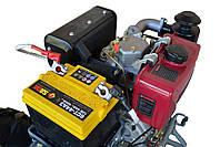 Мотоблок Мотор Сич МБ-9ДЕ(дизель 9 л.с., WEIMA WM186FE, электростартер), фото 8