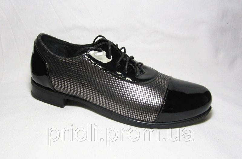 Распродажа 37 размер женские туфли лаковая кожа