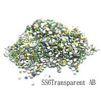 Камни-стразы Сваровски (SS6Transparent AB) 1440шт