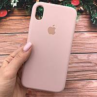 Чехол Mood Silicone Case для iPhone Xr Pink Sand