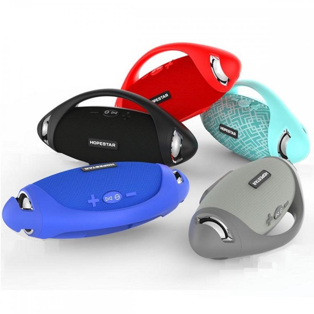 Портативная колонка Bluetooth Hopestar H37 Оригинал!