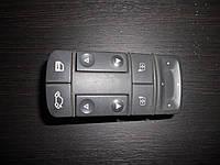 Блок управления стеклоподъемниками, зеркалами.Кнопка открывания крышки багажника, Opel Vectra C.687833988, фото 1