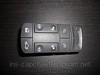 Блок управления стеклоподъемниками, зеркалами.Кнопка открывания крышки багажника, Opel Vectra C.687833988