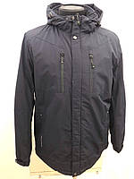 Куртка мужская демисезонная DSGdong 8085L 52 Черная