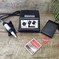 Белый Фрезер для маникюра Manna Power DM 868, 25 000 об/мин, 30 Вт, фото 1
