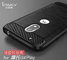 TPU чехол iPaky Slim Series для Motorola Moto G4 Play