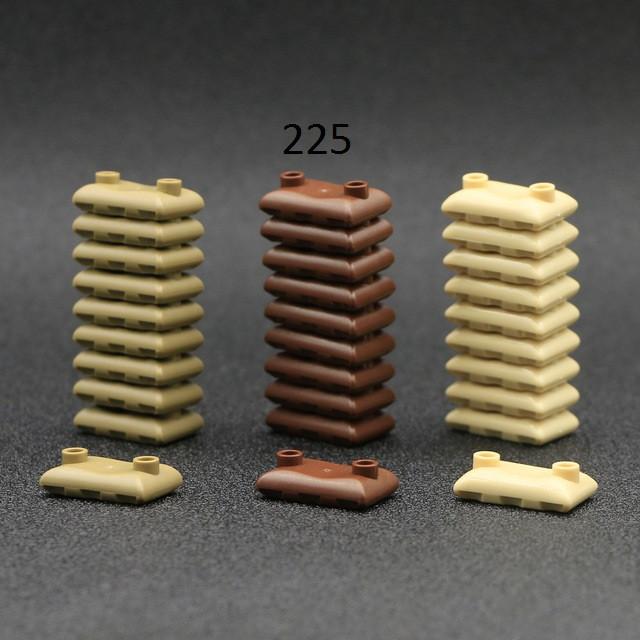 Кирпичные строительные блоки  мешки для фигурок Lego Лего
