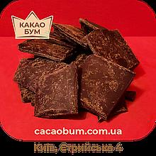 Какао терте, чистий гіркий шоколад Cargill плитка Кот-д'Івуар, 1 кг