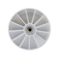 Контейнер 12 секций круглый белый (для декора)
