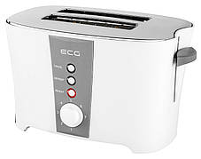Тостер ECG ST 818800 Вт