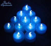 Светодиодные свечи и подсвечники