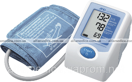 Тонометр A&D Medical UA-668 - Альфамедика Alfamedica интернет-магазин медтехники в Днепре