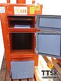 Котлы на дровах САН Эко мощностью 17 кВт, фото 8