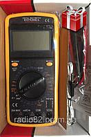 Цифровой мультиметр с температурой и частотой оригинал DT9208A