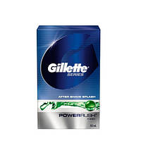 Gillette Power Rush лосьон после бритья 50 ml
