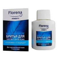 Florena Для чувствительной кожи бальзам после бритья 100 ml