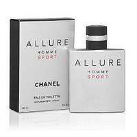 Chanel Allure Sport Homme туалетная вода мужская 100 ml
