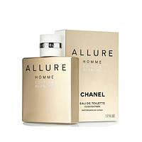 Chanel Allure Homme Blanche парфюмированная вода мужская 100 ml