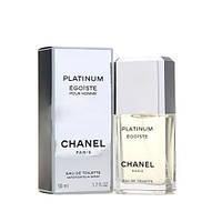 Chanel Egoist Platinum туалетная вода мужская 50 ml