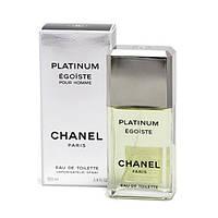 Chanel Egoist Platinum туалетная вода мужская 100 ml