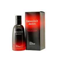 Christian Dior Fahrenheit Absolute Intense туалетная вода мужская 50 ml