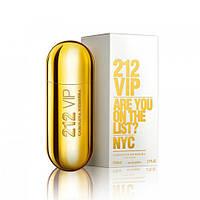Carolina Herrera 212 VIP парфюмированная вода женская 80 ml