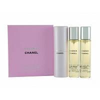 Chanel Chance туалетная вода женская 3*20 ml
