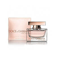 D&G Rose The One парфюмированная вода 75 ml + CASE COFF косметичка женский НАБОР