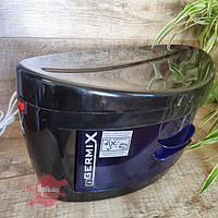 Стерилизатор ультрафиолетовый (Уф шкаф) Germix, Чёрный, фото 1