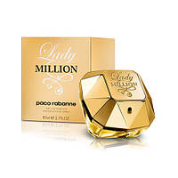Paco Rabanne Lady Million парфюмированная вода женская 80 ml