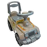 Машинка для катания 4 х 4 песочный ОРИОН 549 (680x275x485 мм)