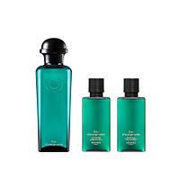 Hermes Eau DOrange Verte туалетная вода  100 ml+B/L лосьон для тела 40 ml+S/G гель для душа 40 ml усекс НАБОР