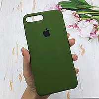 Чехол Mood Silicone Case для iPhone 7 Plus/8 Plus Virid