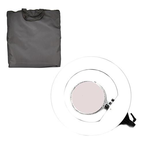 Лампа для макияжа кольцевая PLH-480L (штатив в наборе)