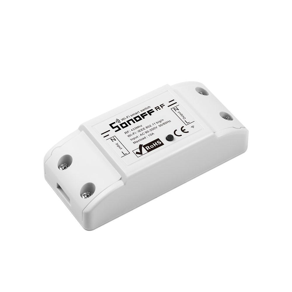 Беспроводное Wifi реле с радиоуправлением Sonoff RF R2 (без пульта)