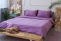 """Комплект постельного белья """"Violet"""" хлопок 100%, сатин высокого качества."""
