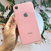 Чехол Mood Glass Case для iPhone Xr Pink