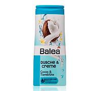Balea Dusche & Creme Cocos & Tiarebluten гель для душа с экстрактом кокосового молока 300 ml