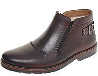 Rieker ботинки мужские зима 35362-25