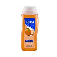 AVEA Гель для душа с экстрактом апельсинового масла, 300 мл