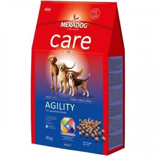 Mera Dog Care Agility Корм Для Взрослых Активных Собак, 4 Кг