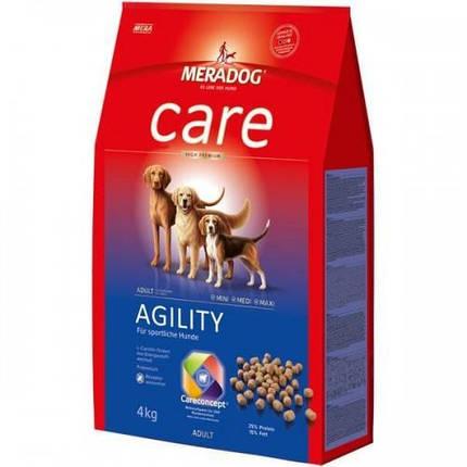 Mera Dog Care Agility Корм Для Взрослых Активных Собак, 4 Кг, фото 2