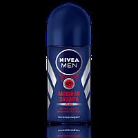 Nivea мощная защита дезодорант-антиперспирант ролик 50 мл